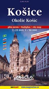 Košice plán