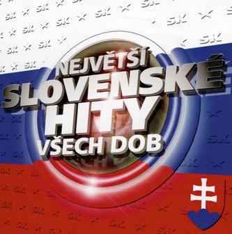 Největší slovenské hity všech dob 2CD