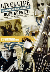 Live & Life R. Hládek Blue Effect 2DVD