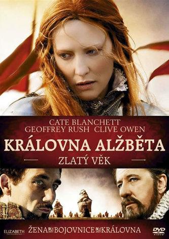 Královna Alžběta: Zlatý věk DVD