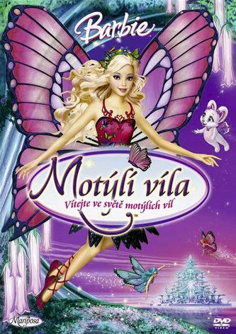 Barbie: Motýlí víla DVD