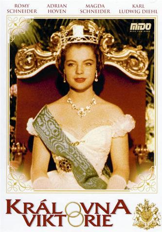 Královna Viktorie DVD