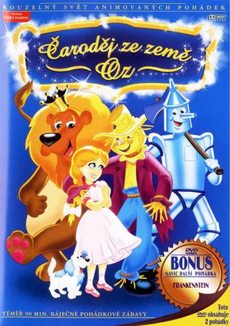 Čaroděj ze země Oz DVD