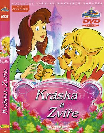 Kráska a zvíře DVD