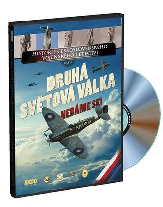 Historie čs. vojenského letectví 2. díl DVD