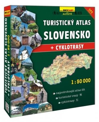 Turistický atlas Slovensko 1:50 T