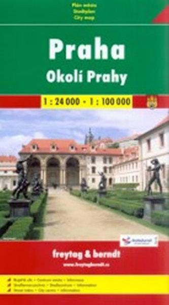 Praha a okolí Prahy