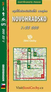 Novohradsko - cykloturistická mapa č. 3 /1:55 000