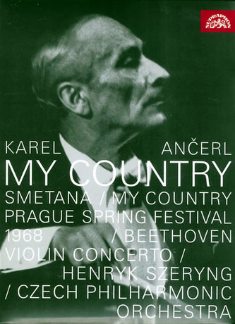 My Country - Karel Ančerl DVD