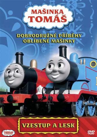 Mašinka Tomáš DVD