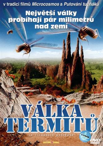 Válka termitů DVD