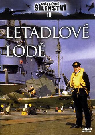 Letadlové lodě 10 díl. DVD