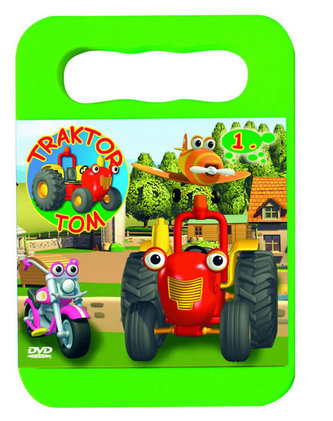 Traktor Tom DVD