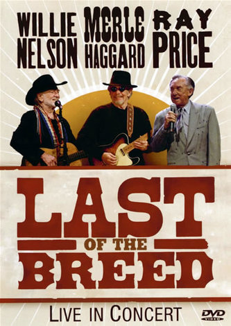 Last of the Breed DVD