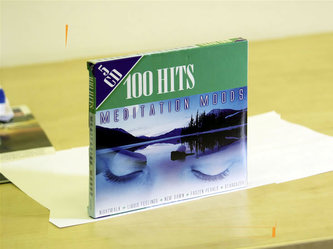 100 hits meditation moods 5CD