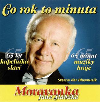Moravanka Jana Slabáka CD