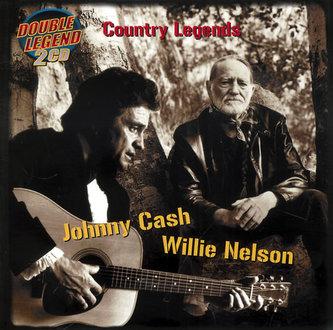 Johnny Cash & Willie Nelson 2CD