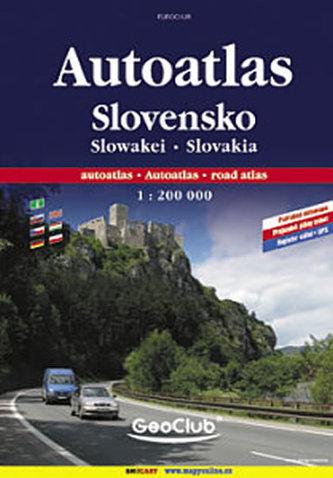 Slovensko autoatlas