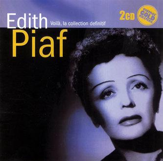 Edith Piaf 2CD