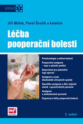 Léčba pooperační bolesti – 2. doplněné vydání