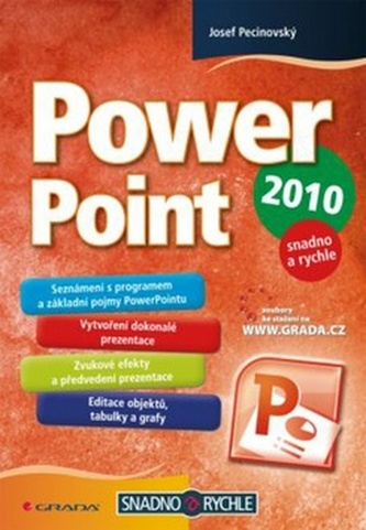 PowerPoint 2010 snadno a ryche
