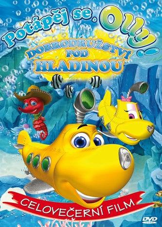 Potápěj se Olly! - Dobrodružství pod hladinou - Celovečerní film - DVD