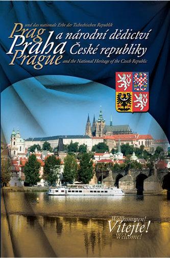 Praha a národní dedictví České republiky (mutace ČJ, AJ, NJ)