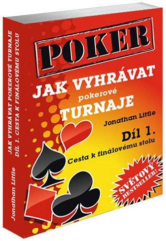 Jak vyhrávat pokerové turnaje - Díl 1. - Cesta k finálovému stolu - Jonathan Little