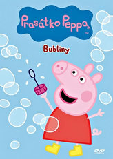 Prasátko Peppa 7 - Bubliny - DVD