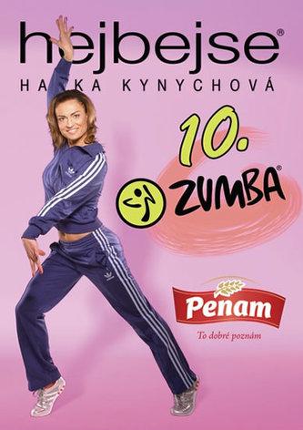 Hejbejse 10 - ZUMBA - DVD