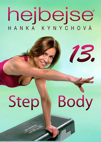 Hejbejse 13 - STEP BODY - DVD