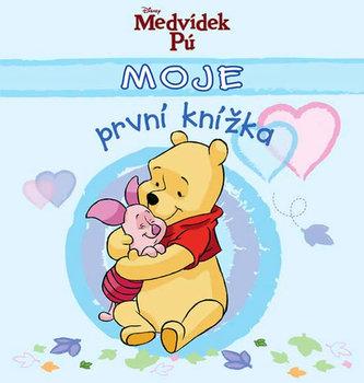 Moje první knížka - Medvídek Pú(modrá) - 4. vydání