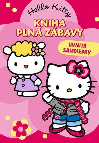 Hello Kitty - Kniha plná zábavy se samolepkami