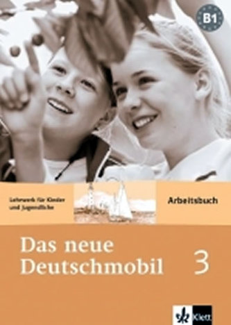 Das neue Deutschmobil 3 - pracovní sešit