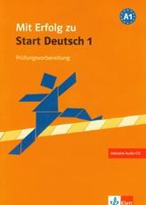 Mit Erfolg zu Start Deutsch A1 - cvičebnice a soubor testů + CD