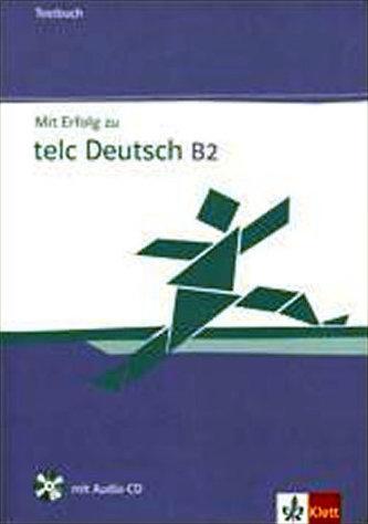 Mit Erfolg zu telc Deutsch B2 - kniha testů + CD