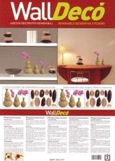 Nástěnná samolepící dekorace - Dekorativní kameny