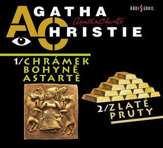 Chrámek bohyně Astarté / Zlaté pruty - CD