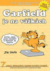 Garfield je na vážkách (č.7) - 3.vydání