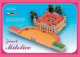 Zámek Milotice - Stavebnice papírového modelu