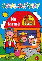 Omalovánky – Na farmě