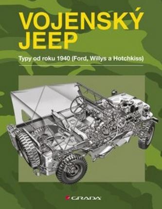 Vojenský jeep - Verze od roku 1940 (Ford, Willys a Hotchkiss)