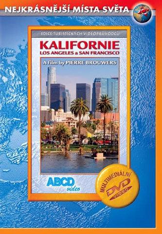 Kalifornie - Nejkrásnější místa světa - DVD