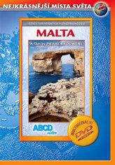 Malta - Nejkrásnější místa světa - DVD