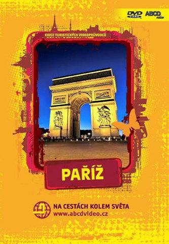 Paříž - Na cestách kolem světa - DVD