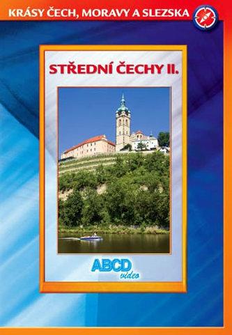 Střední Čechy - Krásy Č,M,S - DVD