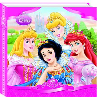 Princezny - Fotoalbum 23x23