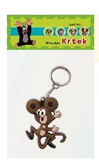Myška - Klíčenka 3D