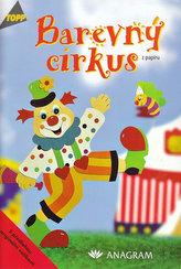 Barevný cirkus z papíru