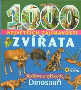 1000 největších zajímavostí - Zvířata